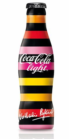 Coca Cola Light by Nathalie Rykiel   Comunicadores
