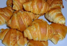 Hungarian Recipes, Pretzel Bites, Scones, Food And Drink, Potatoes, Vegetables, Delicious Snacks, Kuchen, Food And Drinks