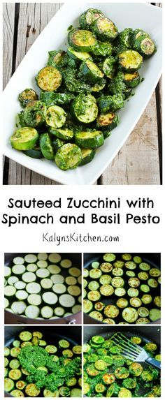 Grill-Roasted Vegetables With Basil Pesto Recipe — Dishmaps