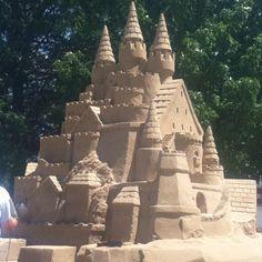 Sand castles ❤