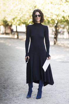 Paris Fashionweek Day 2 / Street Style #streetstyle #fashion #streetfashion