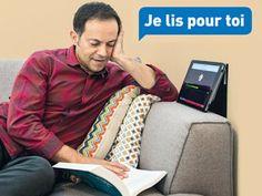"""Escapages: La Ligue Braille lance un nouveau projet : """"Je lis pour toi"""""""