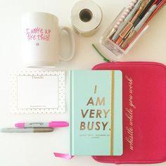 Cute desk must haves #liketkit http://liketk.it/iuZ6 @liketkit