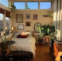 Home Interior Design .Home Interior Design Room Ideas Bedroom, Home Bedroom, Bedroom Decor, Bedroom Inspo, Dream Rooms, Dream Bedroom, Aesthetic Room Decor, My New Room, House Rooms