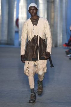 Boris Bidjan Saberi Autumn/Winter 2017 Menswear Collection   British Vogue