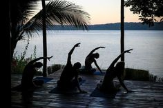 Yoga Retreat, Nicara