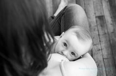 'United We Feed' Photo Series Supports All Moms -- However They Nourish Their Children