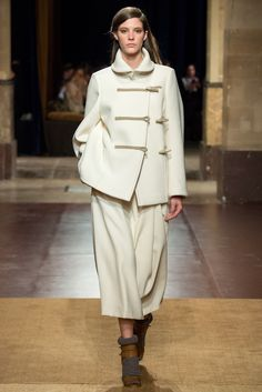 Hermès Fall 2014 Ready-to-Wear Fashion Show - Carla Ciffoni (IMG)