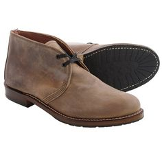 Red Wing Heritage 4523 Beckman Chukka Boots - Factory 2nds (For Men) in Beige