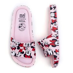 Trendy Sandals, Cute Sandals, Fashion Slippers, Fashion Shoes, Snoopy Shoes, Aesthetic Shoes, Hype Shoes, Melissa Shoes, Disney Shoes