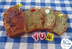 Delicious Banana Avocado Bread – The Lunchbox Queen