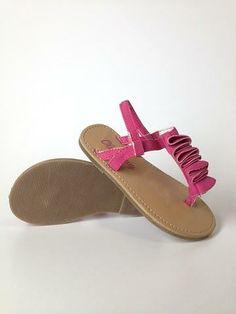 Super cute pink sandals