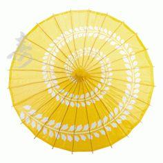 Twist Paper Parasol