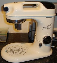 Kenwood Chef Restoration - Vintage Kenwood Chef from 1950's