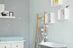 Afbeeldingsresultaat voor sterren muur babykamer