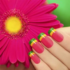 Paint Your #Nails—and 30 more ways to channel the feel of spring, even when it's still chilly!