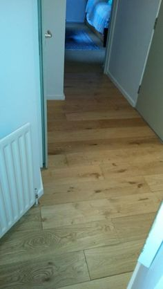 Client: Private Residence In East London  Brief: To supply & install hardwood flooring to rooms