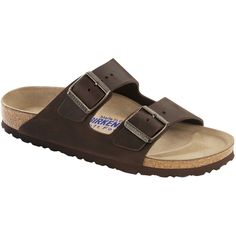 ARIZONA NL HABANA - The Arizona sandal has become a symbol for the Birkenstock brand worldwide. It's classic, simple and timeless design, makes it one of the best-selling models in the Birkenstock range. Birkenstock Arizona Womens, Golden Sandals, Arch Support Shoes, Two Strap Sandals, Narrow Shoes, Kids Sandals, Shoes Sandals, Blue Sandals, Brown Sandals