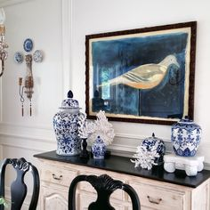 TG interiors: Outside Dining and Vintage Plates