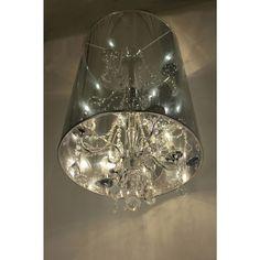 The Kidman Crystal Chandelier 4  http://www.franceandson.com/mid-century-modern-logan-crystal-chandelier.html