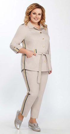c855a135ff67 Коллекция женской одежды больших размеров белорусской компании LaKona лето  2019