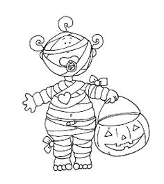Free Dearie Dolls Digi Stamps Mummys Lil Baby