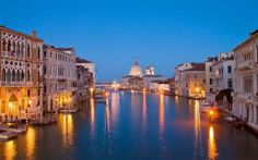 venice at night City landscape Wallpaper | Hot HD Wallpapers