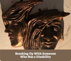 How do you break up with a disabled boyfriend? You don't want to hurt him - just like you wouldn't want to hurt a man who is able-bodied. These tips are inspire Leaving Someone You Love, Breaking Up With Someone, Good For Her, Ending A Relationship, A Guy Who, Disability, Breakup, Love Him, Boyfriend