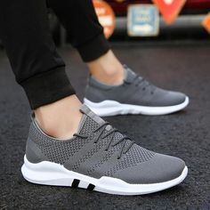 the latest 094aa 4f20c Outdoor Male Lightweight Running Shoes Mesh Sneaker for Men  runningshoes Scarpe  Da Uomo, Scarpe