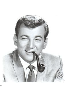 Bobby Darin  I Love a man with a Pipe  sweet  sweet smell  NO CIGARS