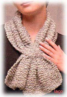 Tita Carré Agulha e Tricot : casaco em tricot