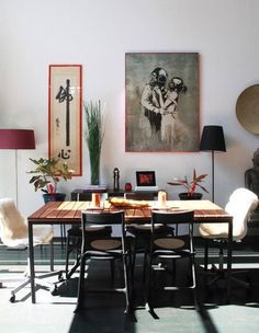 Food, Friends & Family: Dining Rooms To Live In