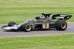 F1 Lotus 72T - 1970