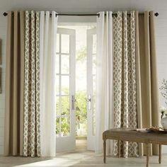 Living Room Decor Curtains, Livingroom