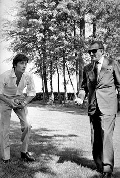 Alain Delon Luchino Visconti