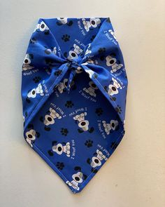 We WOOF this bandana 💙💙💙 grab one for your furry friend NOW, 30% off all merchandise 🐾🐾🐾🐾...