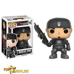 Gears of War POP! Vinyls http://popvinyl.net/news/gears-war-pop-vinyls/  #funko…