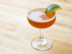 Barbados Cocktail  1 ounce Velvet Falernum  1 1/2 ounces dark rum, such as Coruba  3/4 ounce freshly squeezed juice from 1 to 2 limes