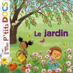 Amazon.fr - Le jardin - Stéphanie Ledu, Amandine Laprun - Livres