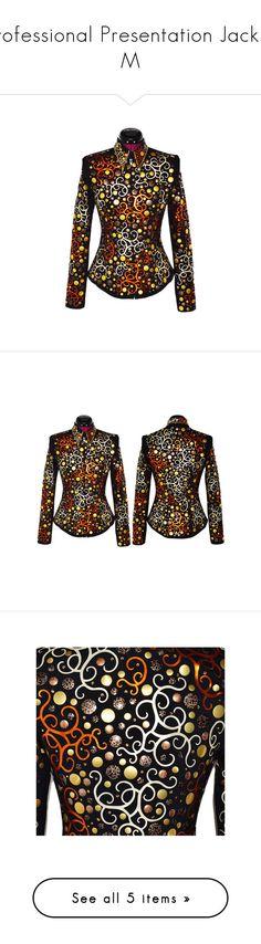 """Professional Presentation Jacket M"" by lisanelleshowclothing ❤ liked on Polyvore featuring CustomShowClothing, WesternShowClothing, showclothes and showapparel"