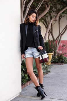 Fashion Blog by Annabelle Fleur: MALIBU CASUAL & PROENZA SCHOULER BUCKET BAG