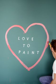 Love the colors / Jason Grant for Murobond by decor8, via Flickr
