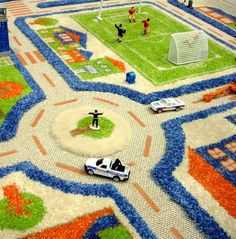 Find This Pin And More On Alfombras Y Suelos By Pascalesaad. Stunning And  Unique Interactive Play Rugs ...