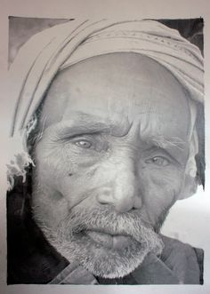 Paul Cadden - pencil on paper....YES, PENCIL ON PAPER