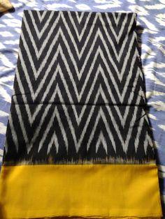 Mercerised saree at Kota Silk Saree, Silk Cotton Sarees, Ikkat Silk Sarees, Handloom Saree, Kanchipuram Saree, Yellow Saree, Black Saree, Saree Floral, Formal Saree