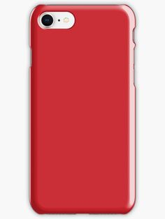Trendy Basics – Trend Color Flame Scarlet • Also buy this artwork on phone cases, apparel, home decor und more.