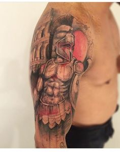 #gladiator #gladiador #tattoo #lincoln
