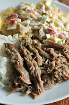 Slow Cooker Hawaiian Style Pork