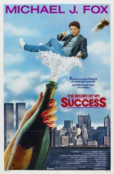 O Segredo do Meu Sucesso (The Secret of My Succe$s), 1987.