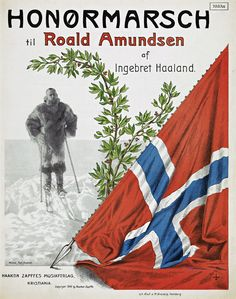 vintage ski poster 1912